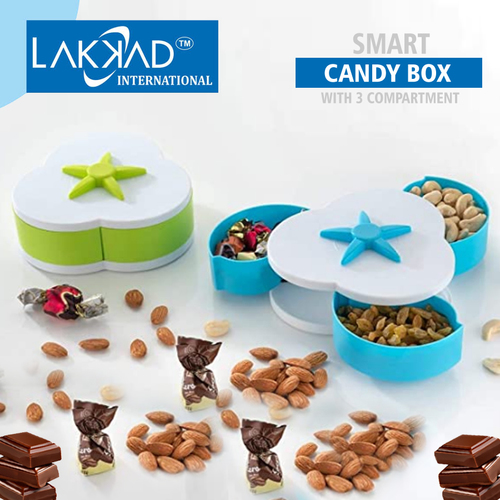 Dry Fruit and Candy Box
