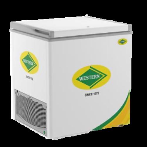 Deep Freezer 167.5Ltr Eutectic Hard Top Western