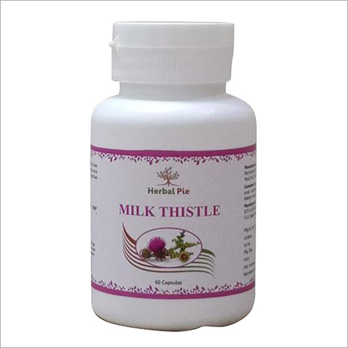 Milk Thistle Extract Capsules