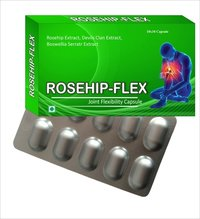 Rosehip extract ,Devils clan extract , Boswellia Serrate Extract.