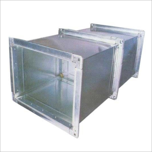 Stainless Steel Square Duct