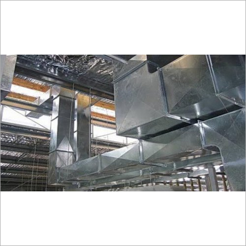 Stainless Steel Exhaust Duct