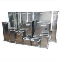 Stainless Steel Prefabricated Duct