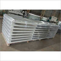 Insulated PUF Panel