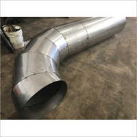 Industrial Galvanized Spiral Welded Duct