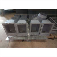 GI Commercial HVAC Air Duct