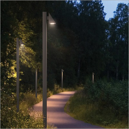 garden bollard lights
