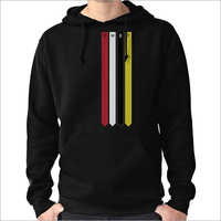 Mens Full Sleeves Hoodie