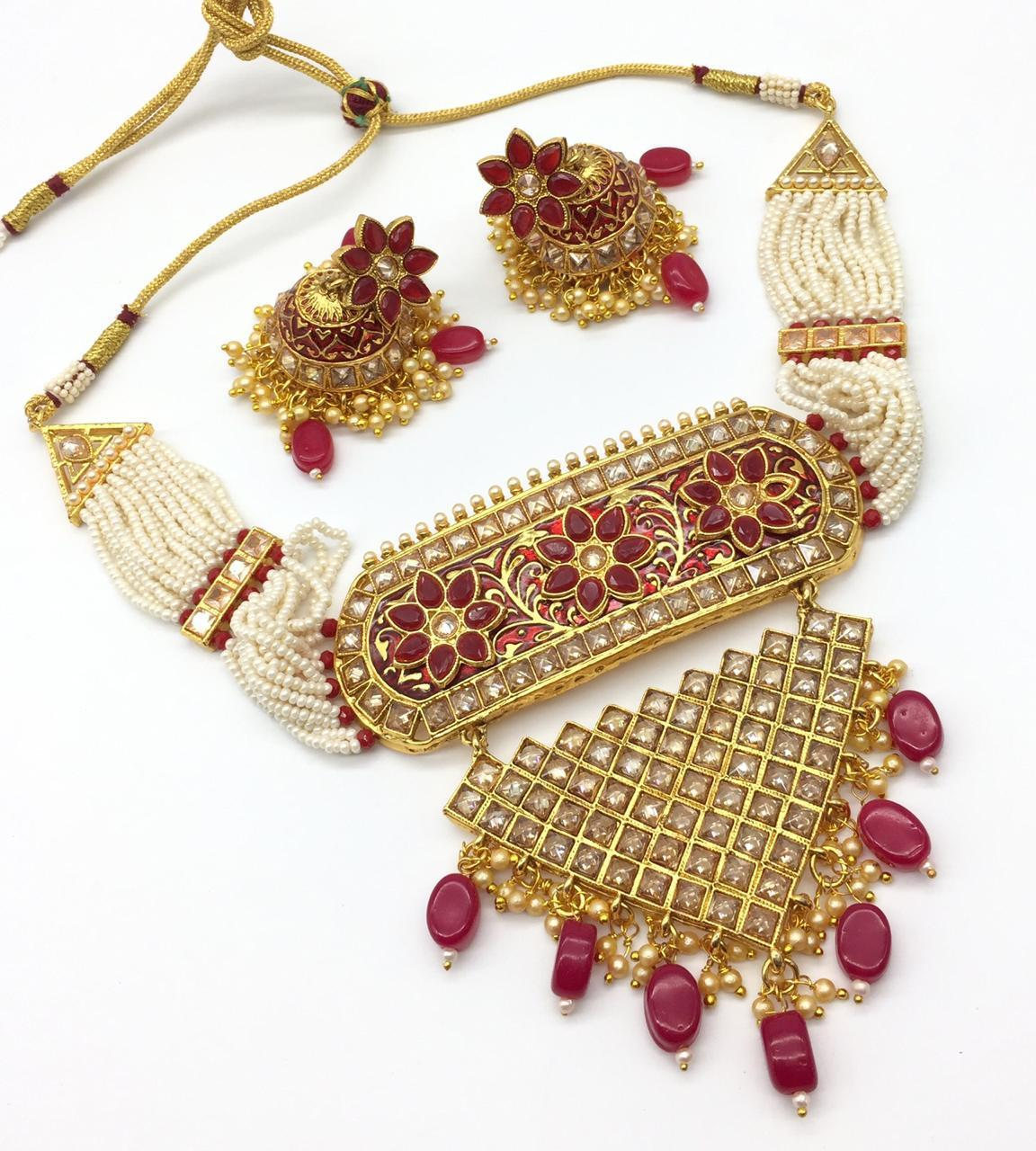Padmavati Rani Necklace Set
