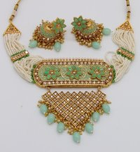 Rajwadi Rani Necklace Set