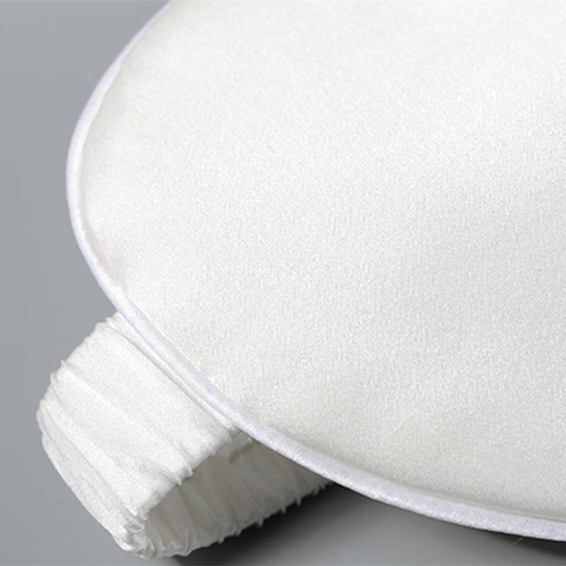 EIT-042 Breathable Embroidered Silk Eye Mask