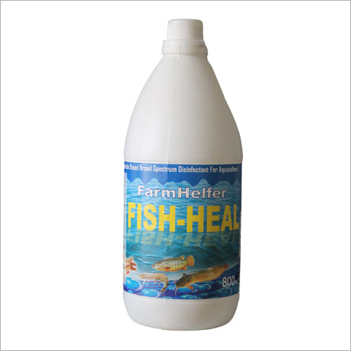 Fishheal aquaculture water sanitizer