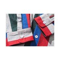 Mens Stripes Shirt
