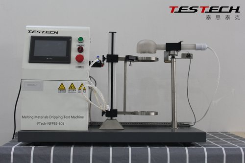 Melting Materials Dripping Test Machine