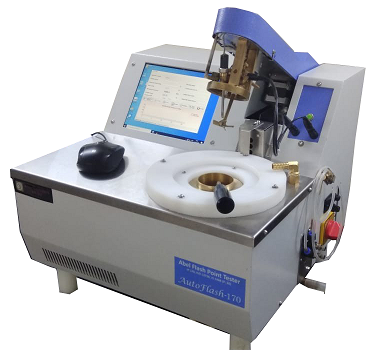 Automatic ABEL Flash Point Tester