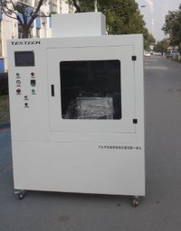 Interior Materials Flammability Test Machine