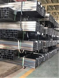 HD Galvanized Steel Square Pipes