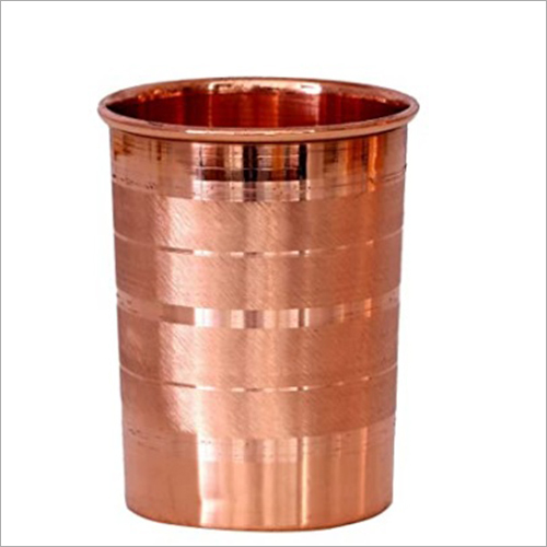 Pure Copper Glass