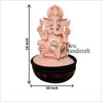 Decorative Water Fountain Lord Ganesha
