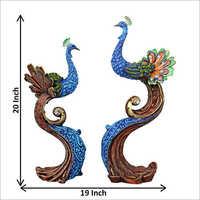 Decor Animal Figurine Showpiece