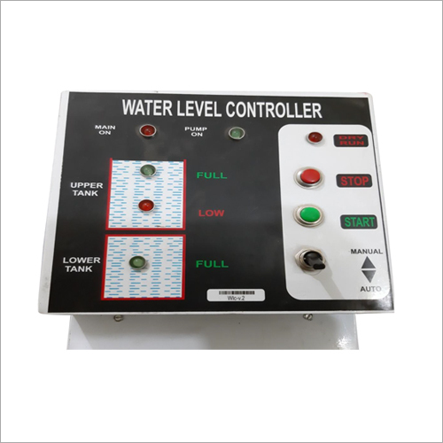 Fully Automatic Water Level Controller