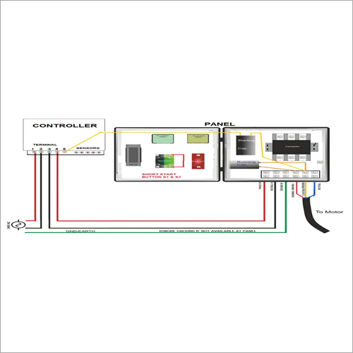240 VAC Wireless Water Level Controller