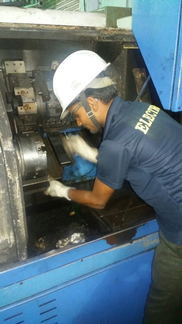 Machine Preventive Maintenance