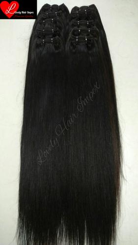Raw Hair Extension