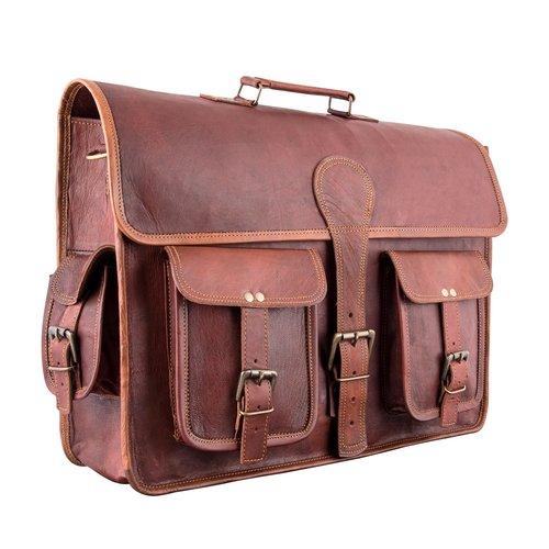 Goat Leather Bag