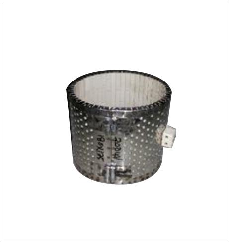 穿孔的陶瓷加热器