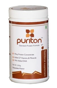 Protein powder Supplement with DHA