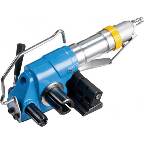 PA-475 Pneumatic Tensioner with Manual Cutter and Special Nose Design for Cord Strap - YBICO Taiwan