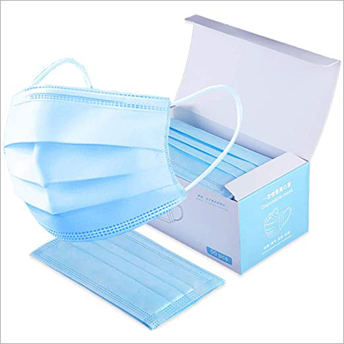 3 Ply Breathing Medical Face Mask