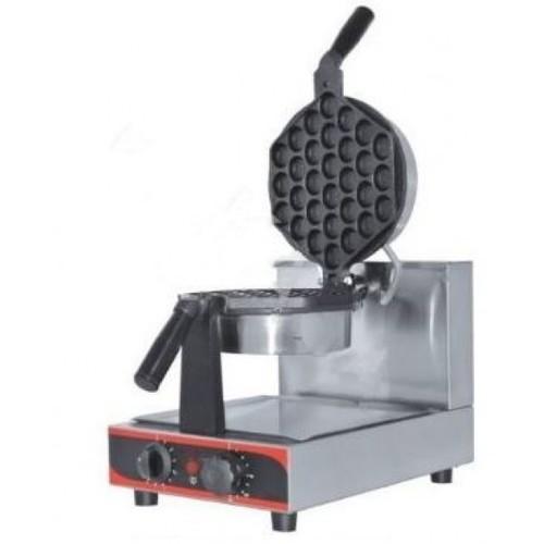 Bubbles Waffle Machine 8Inch Circular