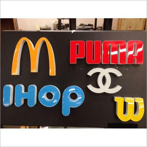 liquid acrylic letters