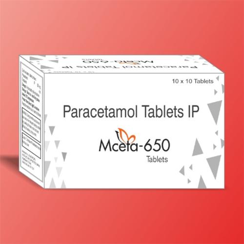 Mceta-650 Tablets