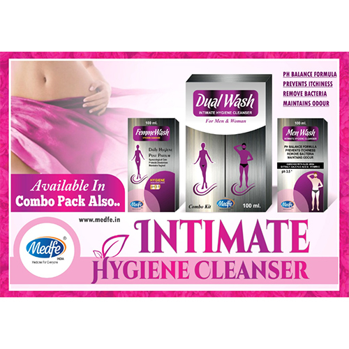 Intimate Hygiene Cleanser