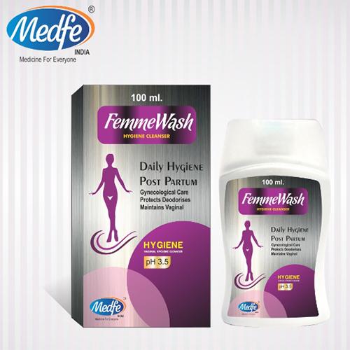 FemmeWash Cleanser
