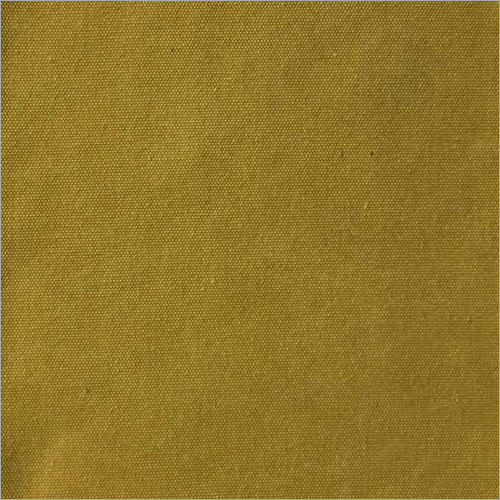 Brown Polyester Canvas Fabric