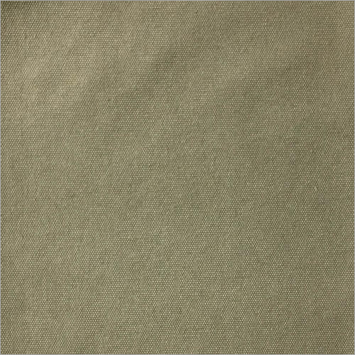 Grey Polyester Canvas Fabric