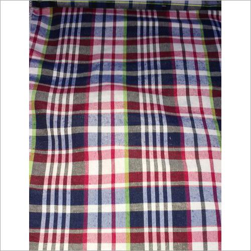 Gadda Check Fabric