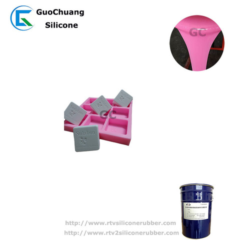 liquid silicone rubber for hand soap molds making
