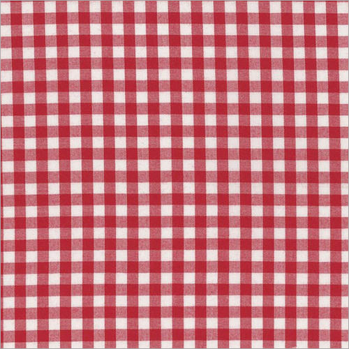 Fancy Cotton Small Checks Fabric