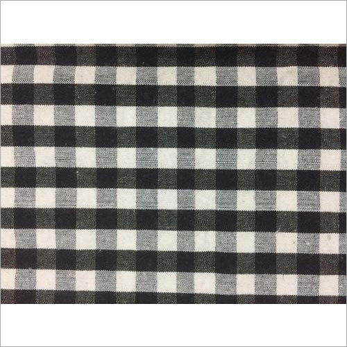 Pure Cotton Checks Fabric