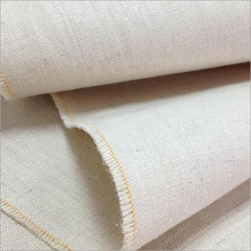 White Cotton Bag Fabric