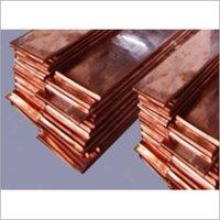 Copper Flats-Copper Bus Bars
