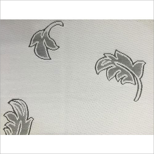 190 GSM Knitted Jacquard Fabric