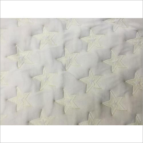 500 GSM Knitted Jacquard Fabric