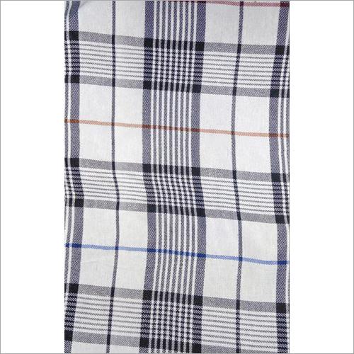 Heavy Gadda Check Fabric