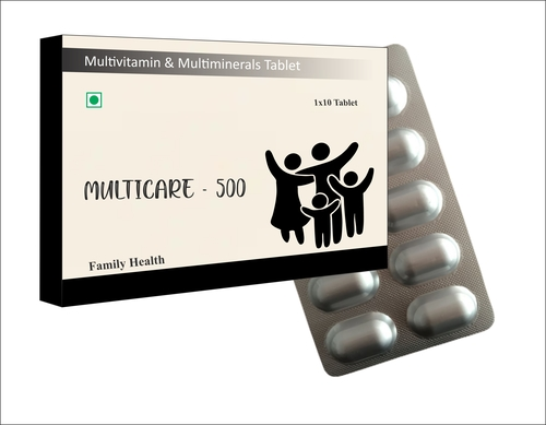 Multivitamin & Multi mineral Tablets